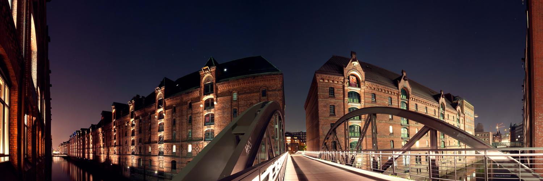 Speicherstadtpanorama