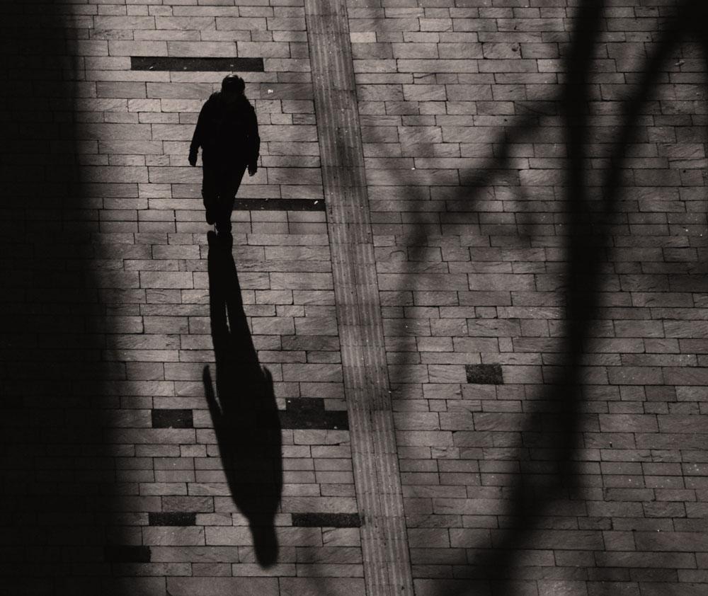 Speil mit den Schatten