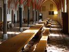 Speisesaal in der Marienburg