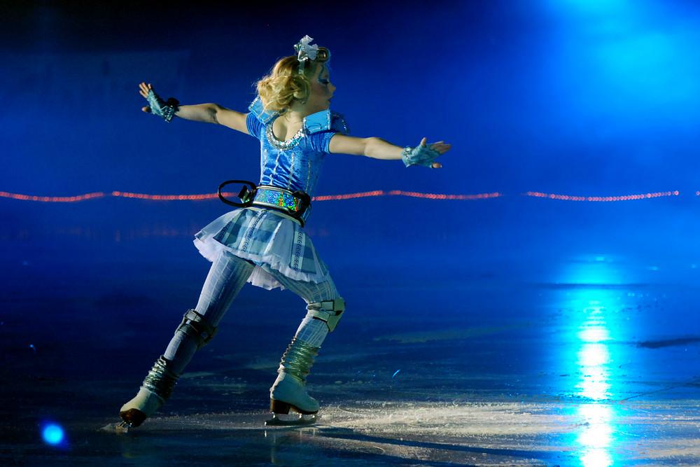 Speisewaggon Dinah on Ice