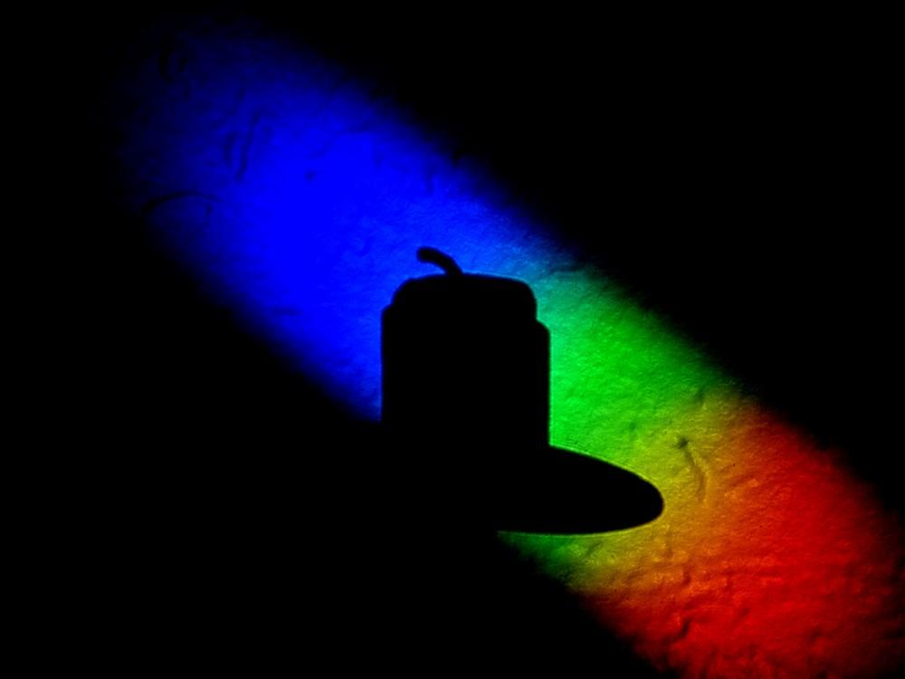 Spektral, Licht und Schatten