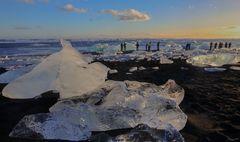 spettatori di ghiaccio