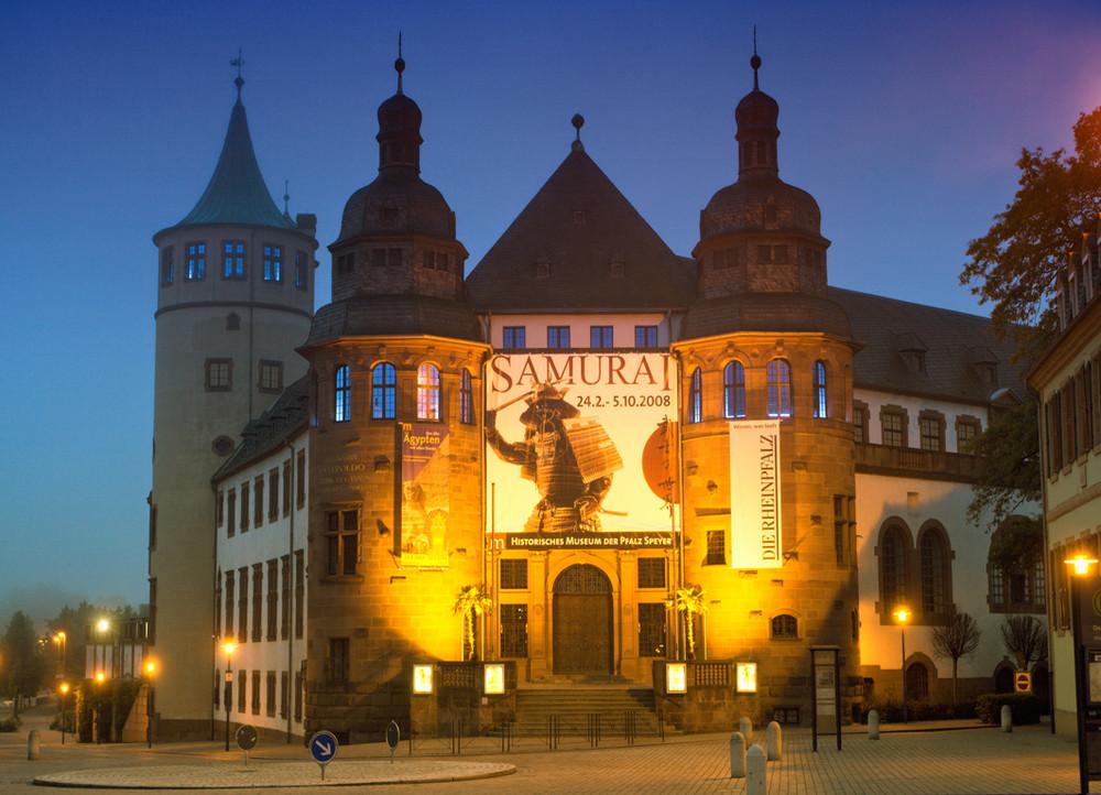 """Speyer bei """"Nacht"""""""
