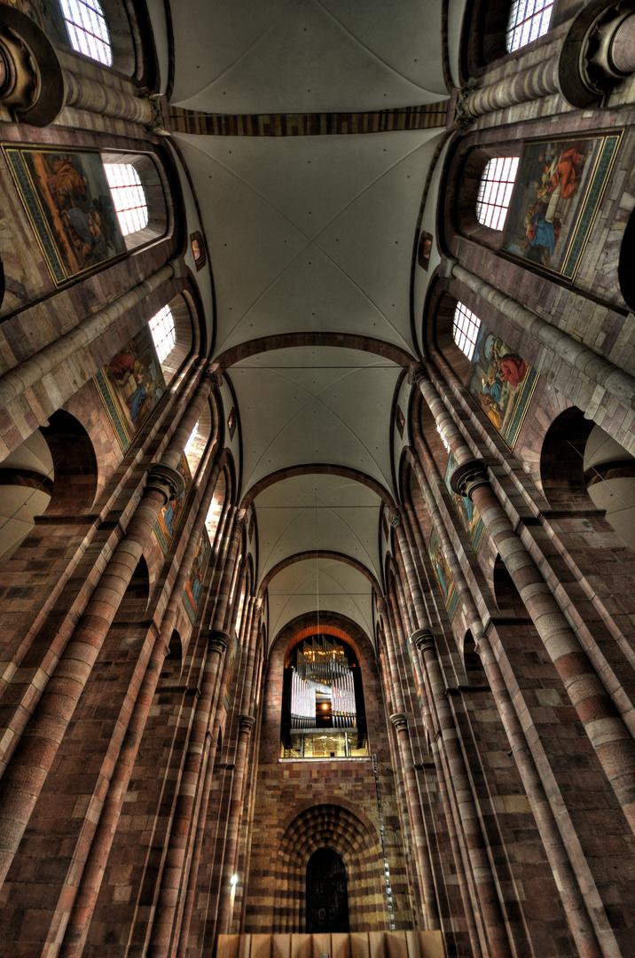 Speyer Dom .......