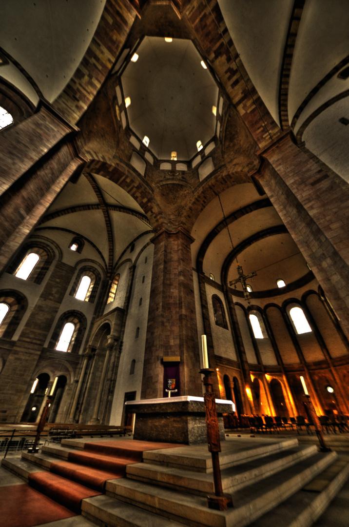Speyer Dom ......