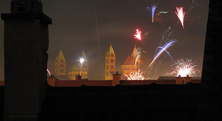 Speyer in flames -2-