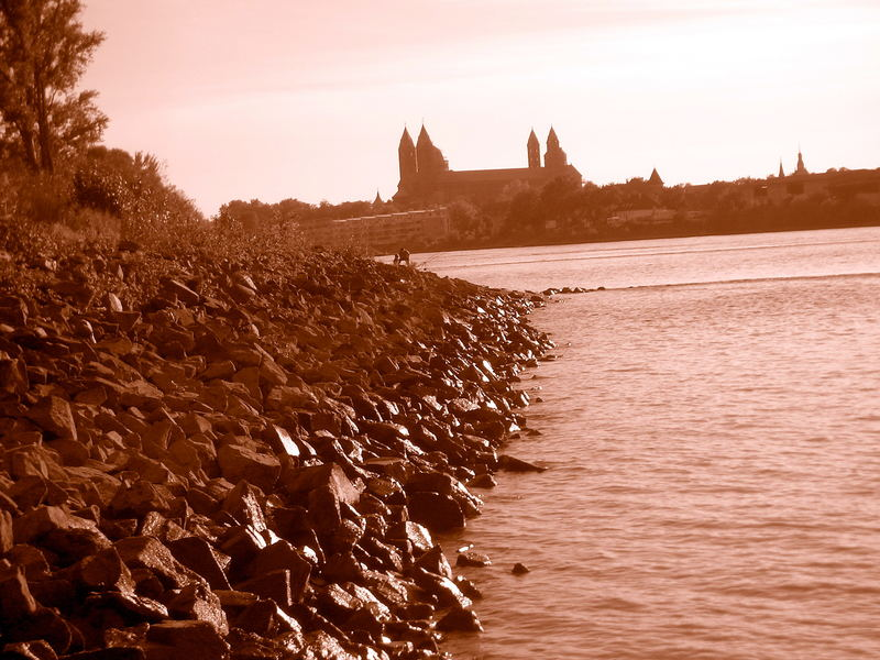 Speyer in Sepia