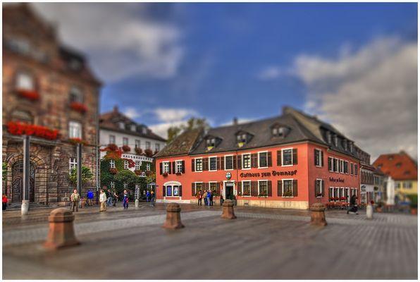 Speyer ist ein Dorf