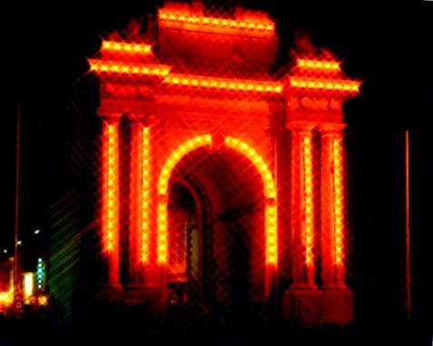 Speyerer Tor in Frankenthal
