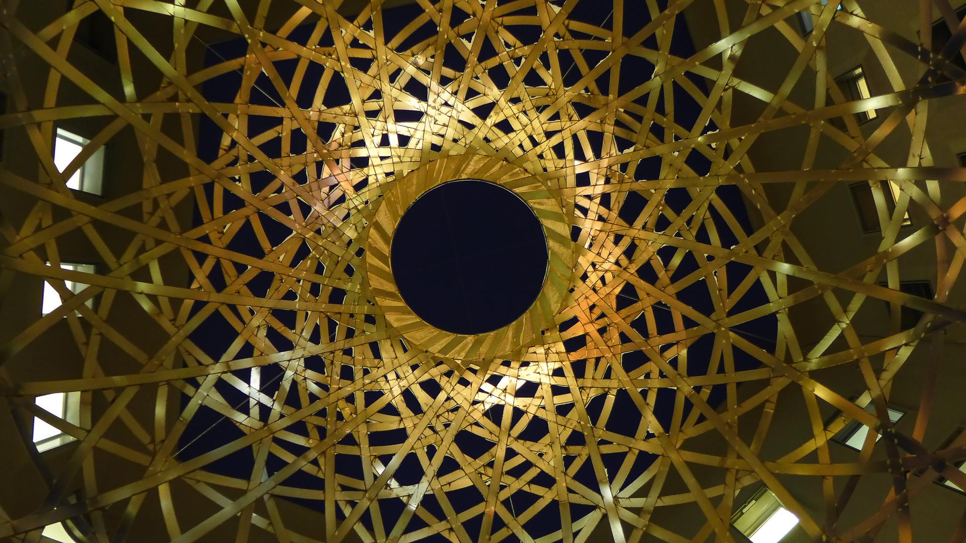 Sphere in den 5 Höfen, München