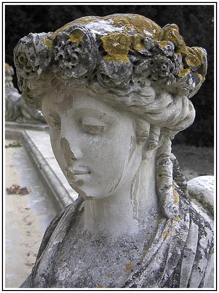 Sphinx in Versailles