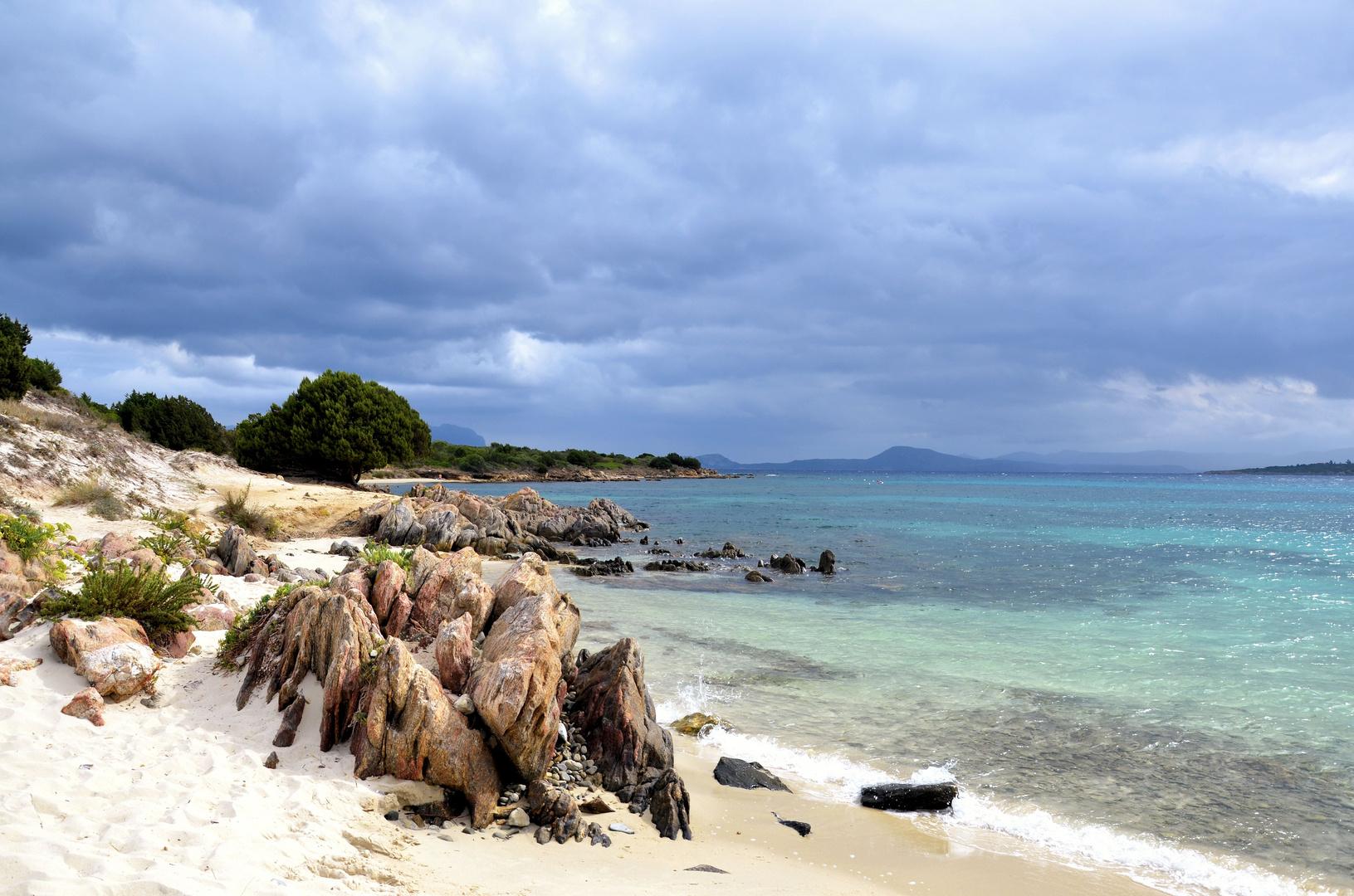 Spiaggia Bianca - Sardegna