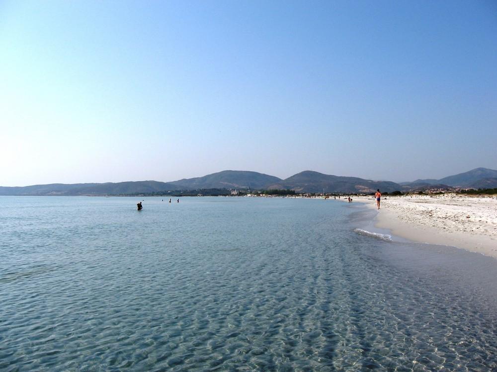 Spiaggia della Cinta San Teodoro Sardegna