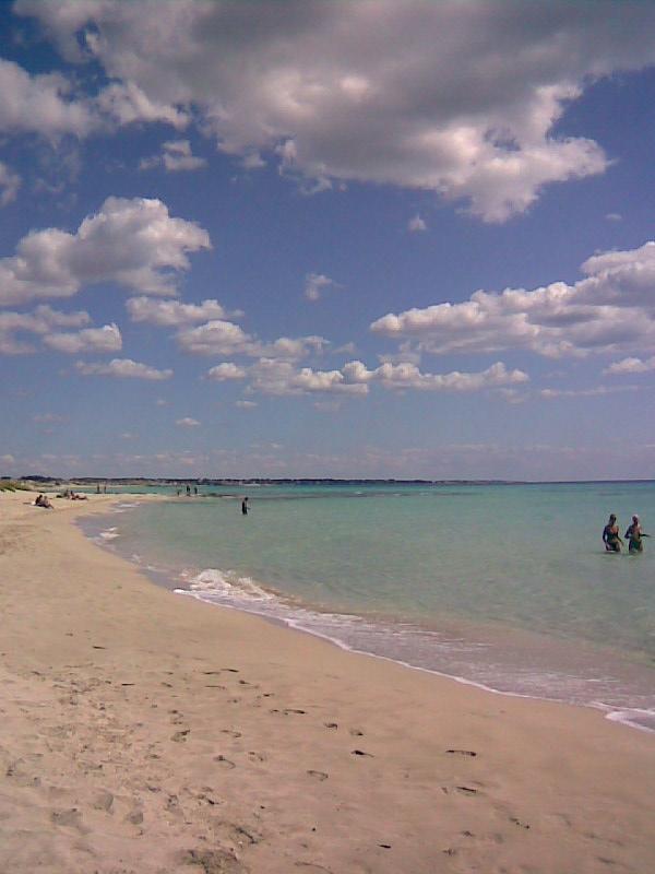 Spiaggia Di Lizzano (TA)