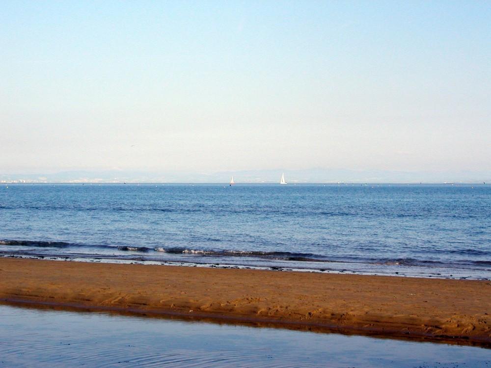 Spiaggia e mare, Lignano
