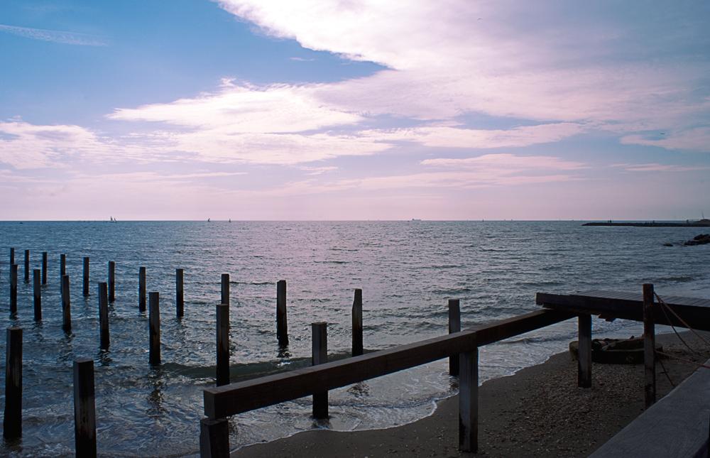 Spiaggia - Ostia Lido