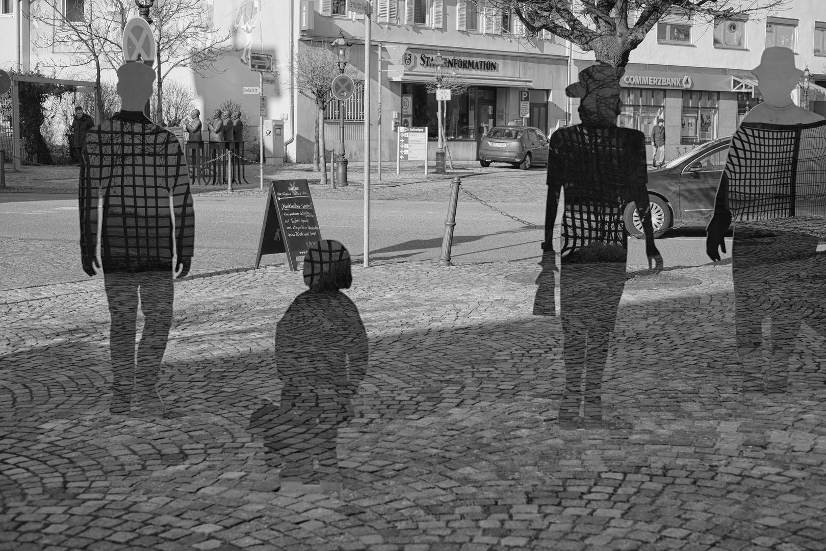 Spiegel der Geschichte - Schwetzingen 1