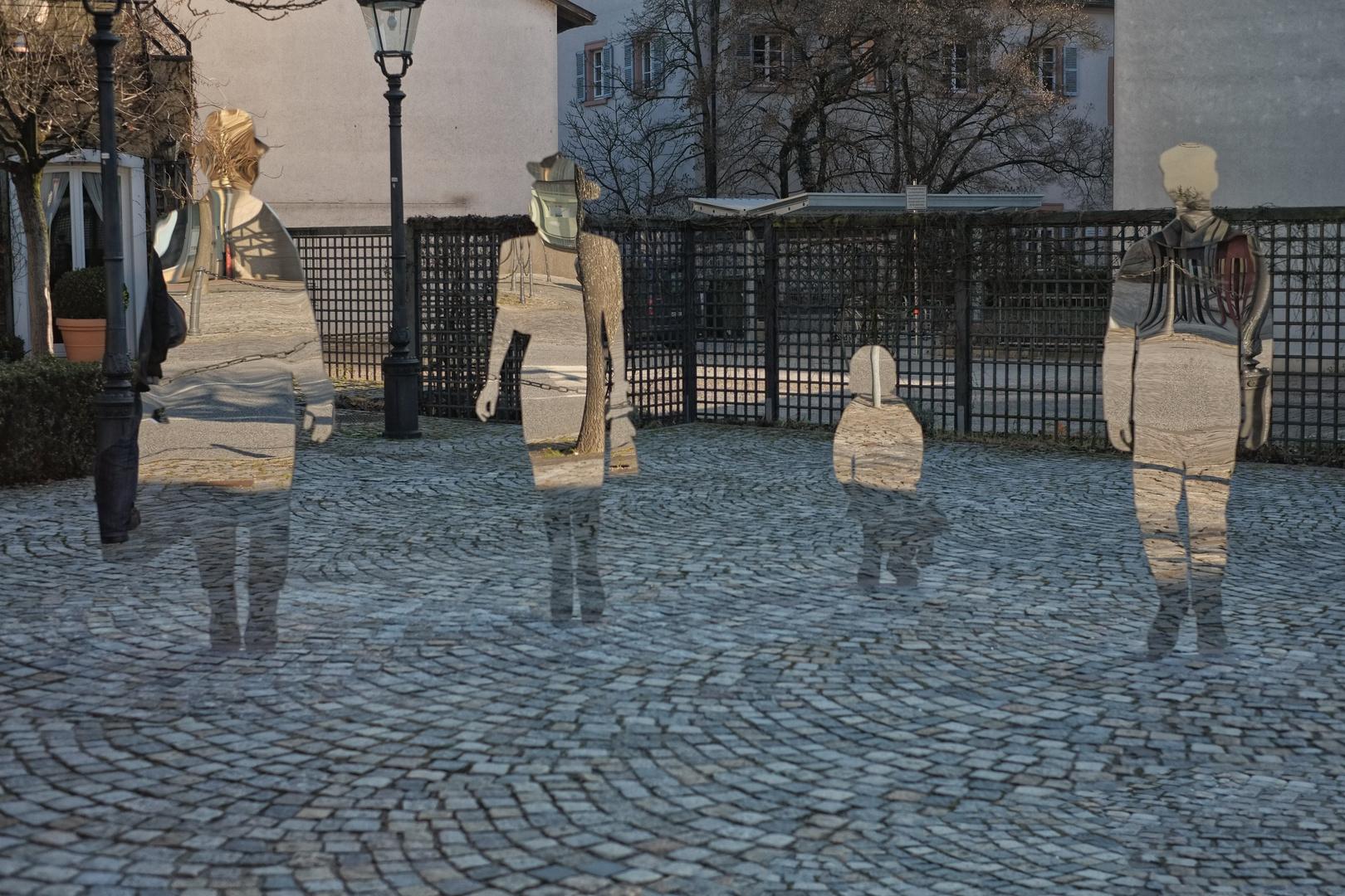 Spiegel der Geschichte - Schwetzingen 2
