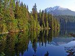 Spiegel der Hohen Tatra