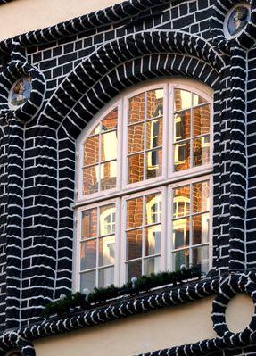 Spiegel-Fenster