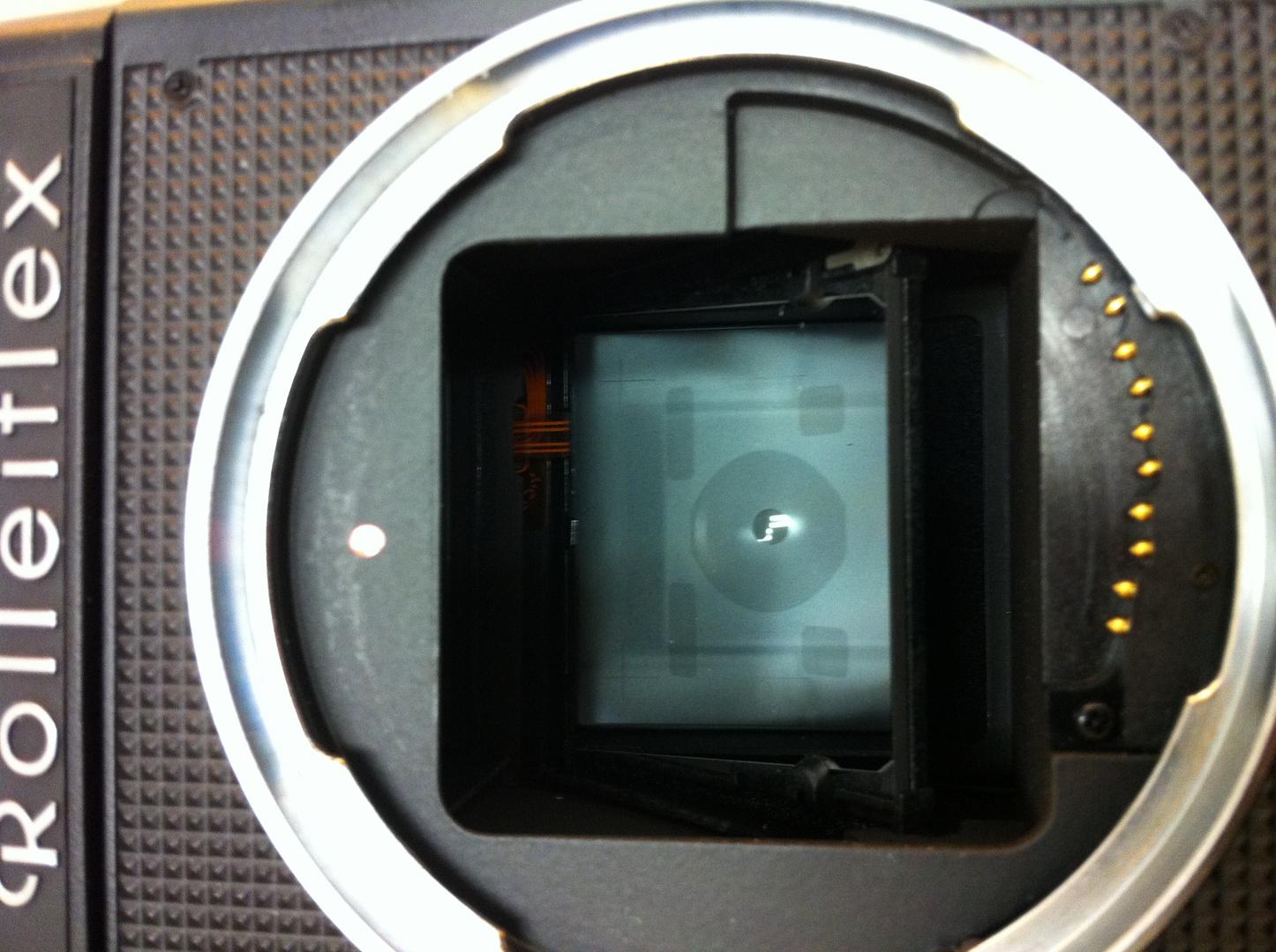 Spiegel Rolleiflex 6008 Integral