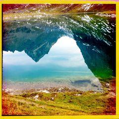 Spiegelbild am Seewlisee