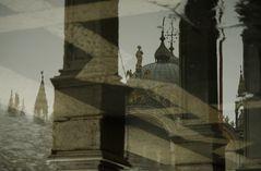 Spiegelbild Markusdom