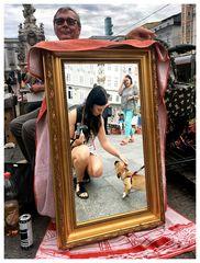Spiegelbilder .