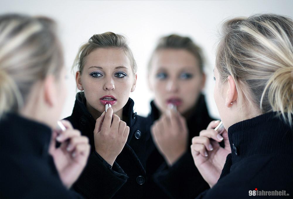 Spiegelbilder - Melanie