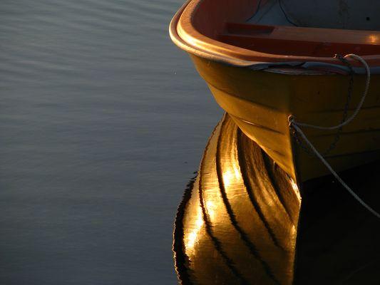 Spiegelboot