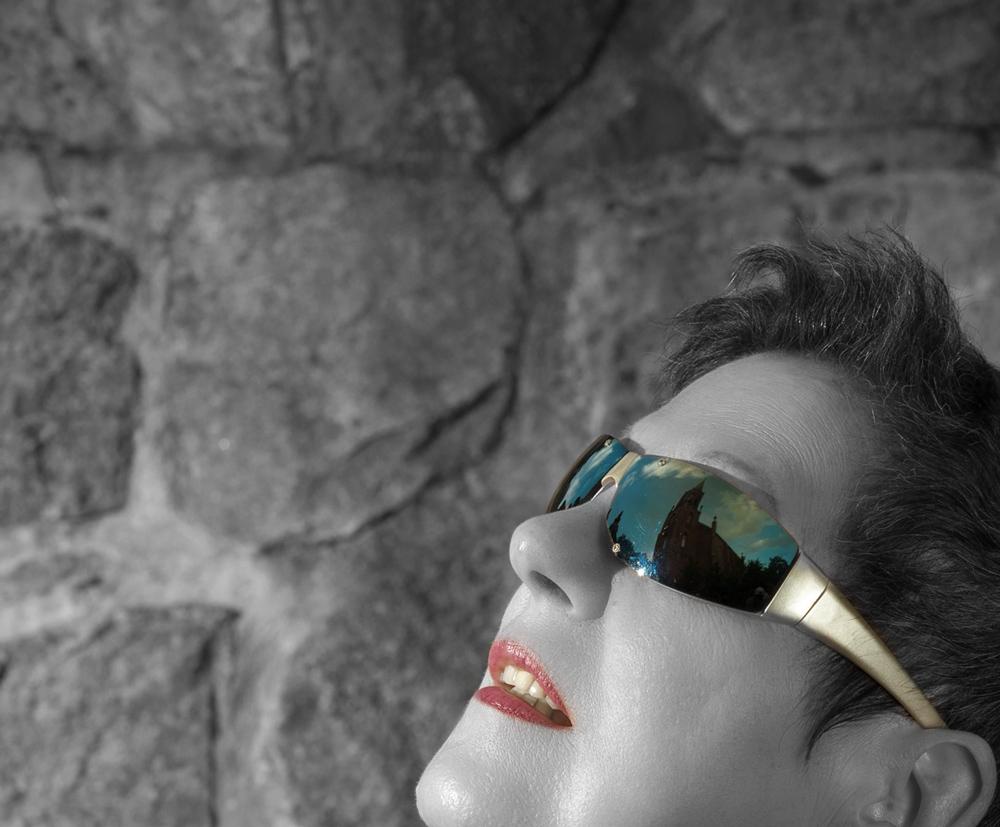 Spiegelbrille - 2