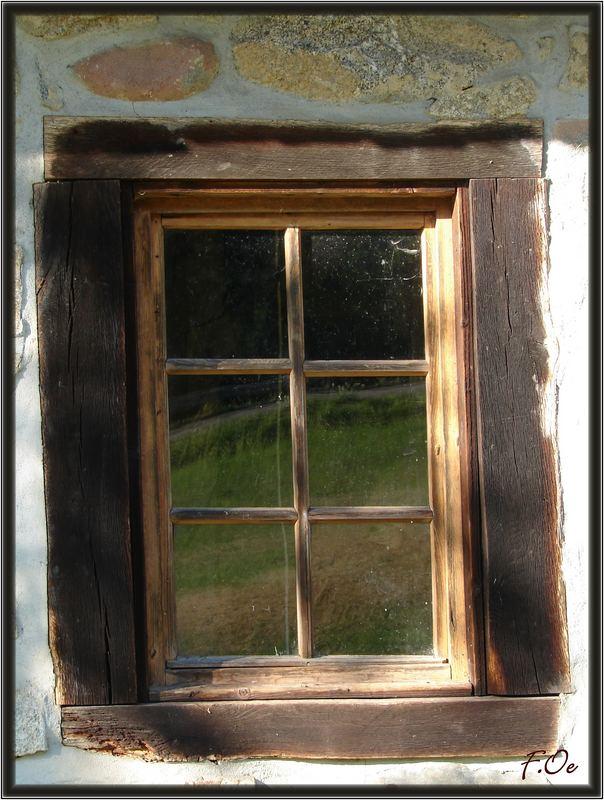 Spiegelfenster....!!!!!