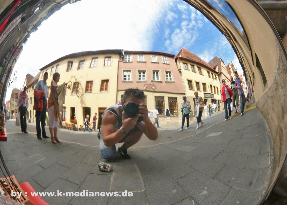 Spiegelkugel in Bayern