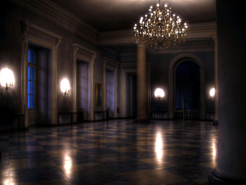 Spiegelsaal - Schloss Koblenz