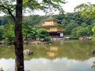 Spiegelsee mit gold. Pavillon