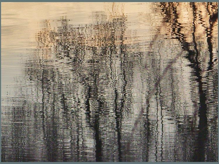 Spiegelung-Abstraktion