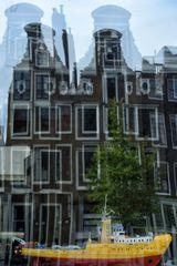spiegelung  amsterdam