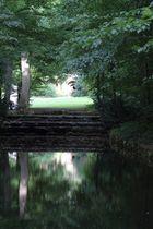 Spiegelung Eremitage Bayreuth