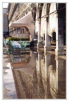 Spiegelung I. - Piazza San Marco