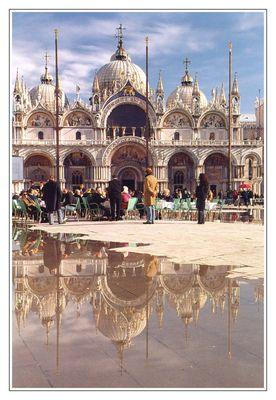Spiegelung III. - San Marco