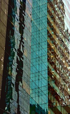 Spiegelung in NYC