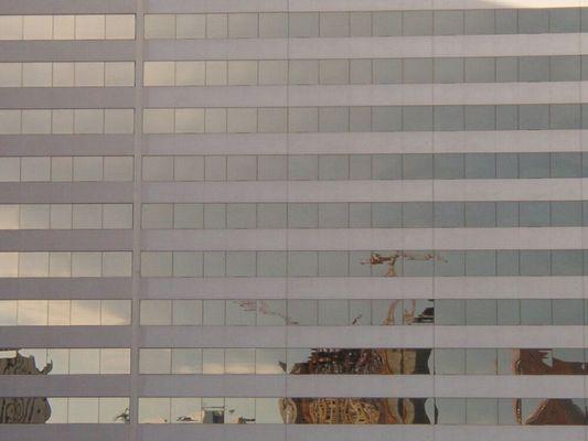Spiegelung in Vegas