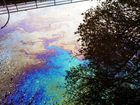 Spiegelung und Farbverlauf