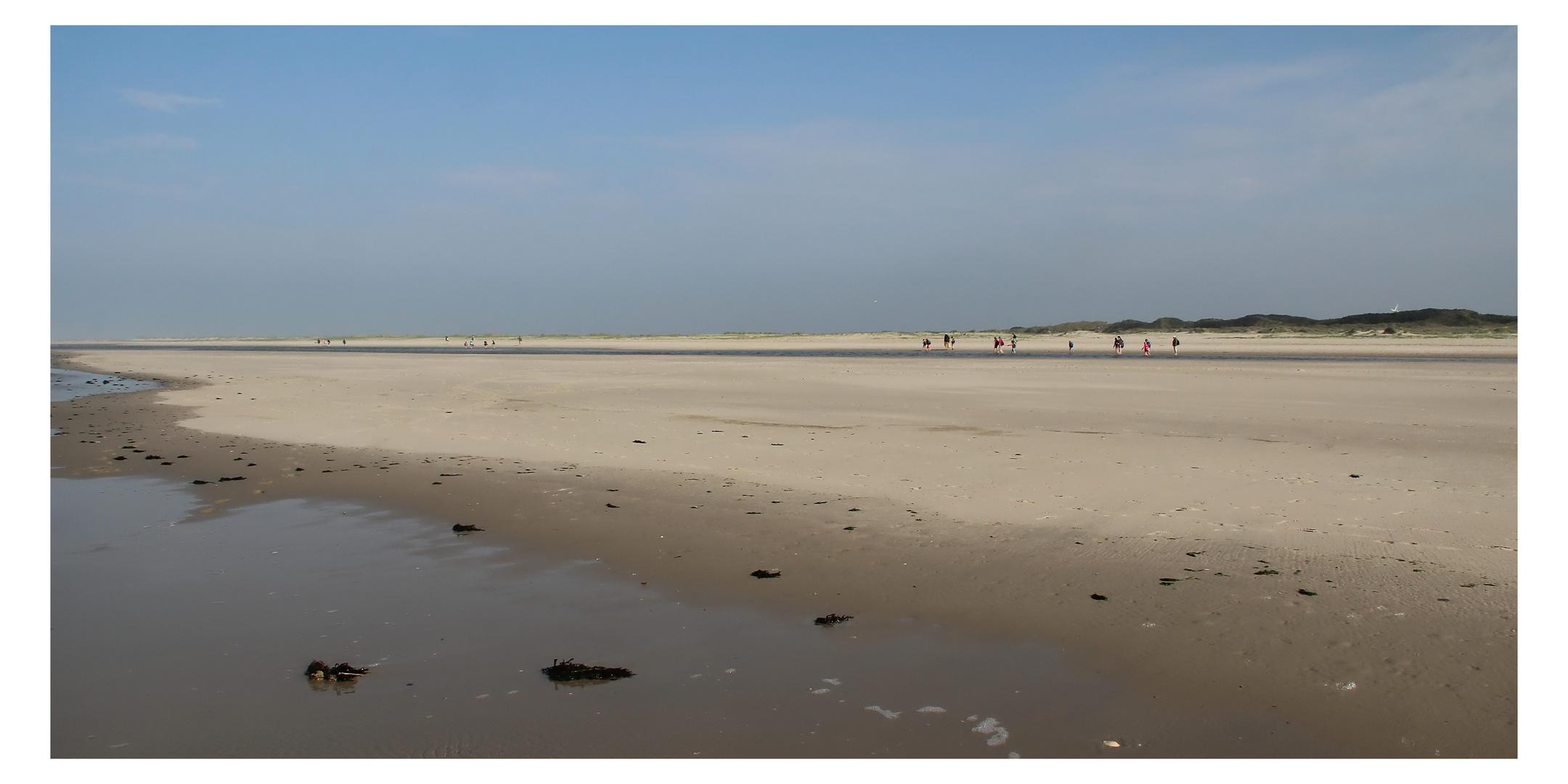 Spiekeroog Strand Ansichten