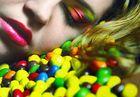 Spiel der Farben des Lebens