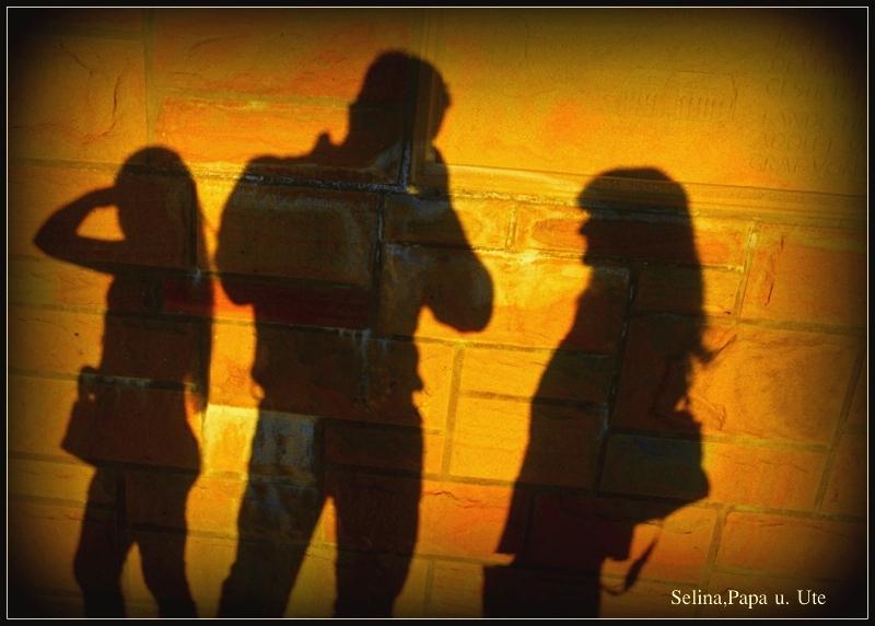 Spiel der Schatten....