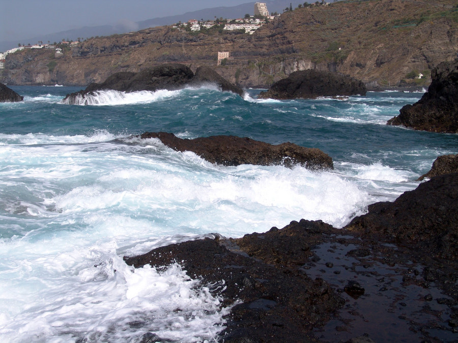 Spiel der Wellen