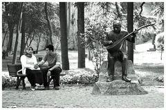 Spiel ein Lied für uns...