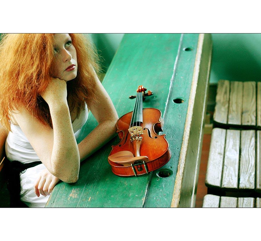 """...""""spiel mir das Lied der Melancholie""""..."""