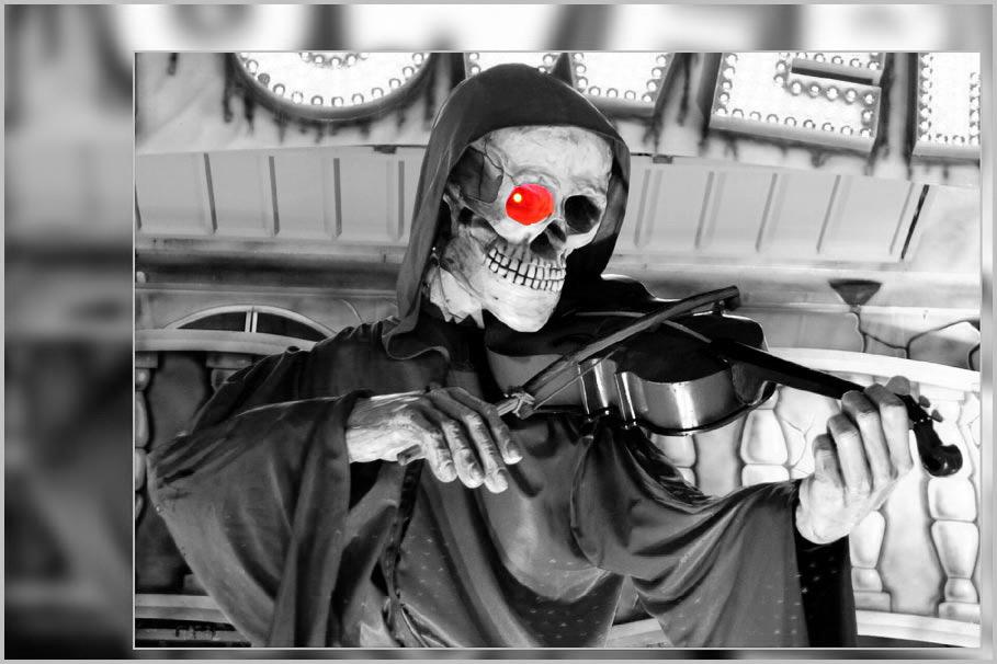 Spiel mir das Lied vom Tod... oder Das GRAUen